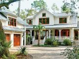 Dogtrot House Plans southern Living Lowcountry Style House southern Living