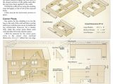 Doll House Plans Free Doll House Plans Woodarchivist