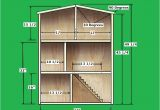 Doll House Plans Free Work with Wood Project Ideas Woodworking Plans for 18