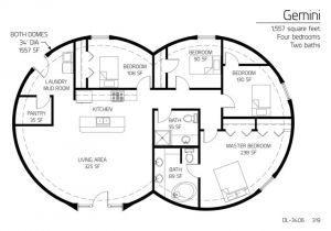 Dome Homes Floor Plans Dome Shaped House Floor Plans