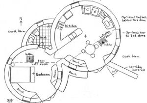Dome Homes Floor Plans Introduction Earthbag House Plans