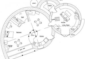 Dome Homes Floor Plans Spiral Dome Magic Plan