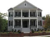 Double Front Porch House Plans Double Front Porch Estate Traditional Exterior