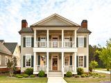 Double Front Porch House Plans Two Story House Double Porches Dream Home Pinterest