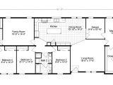 Double K Homes Floor Plans Double Wide Trailer Floor Plan K Systems