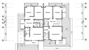Double Storey Semi Detached House Floor Plan Curtin Water 2010 Double Storey Semi Detached House Quot Kalista Quot