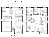 Double Story Home Plans Elegant Modern Double Storey House Plans New Home Plans