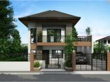 Double Story Home Plans ordinary Double Storey Houses Design Amazing