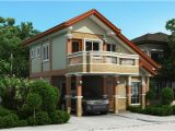 Double Story Home Plans Two Storey House Plan with Balcony Amazing Architecture
