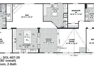 Double Wide Home Floor Plan 4 Bedroom Double Wide Mobile Home Floor Plans Unique