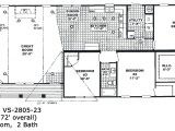 Double Wide Home Floor Plan Double Wide Floorplans Mccants Mobile Homes