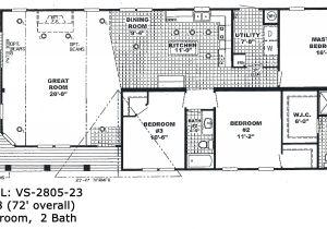 Double Wide Home Floor Plan Double Wide Floorplans Mccants Mobile Homes