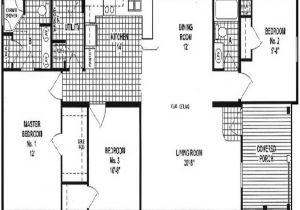 Double Wide Home Floor Plan Double Wide Manufactured Homes Floor Plans 550749 Us