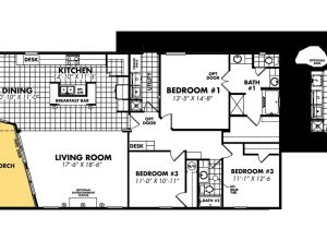 Double Wide Home Floor Plan Legacy Housing Double Wides Floor Plans