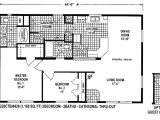 Double Wide Home Floor Plan Manufactured Home Floor Plans Houses Flooring Picture