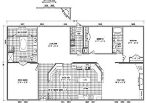 Double Wide Home Floor Plan Small Double Wide Mobile Home Floor Plans Modern Modular