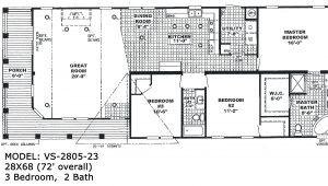 Double Wide Mobile Home Floor Plans Double Wide Floorplans Mccants Mobile Homes