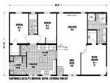 Double Wide Mobile Home Floor Plans Double Wide Homes Floor Plans 2017
