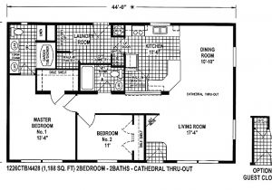 Double Wide Mobile Home Floor Plans Pictures 24 X 48 Double Wide Homes Floor Plans Modern Modular Home