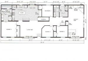 Double Wide Mobile Home Floor Plans Pictures Bedroom Bath Mobile Home Also 4 Double Wide Floor Plans