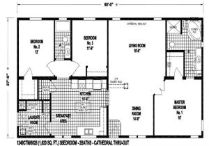 Double Wide Mobile Home Floor Plans Pictures Double Wide Homes Floor Plans 2017