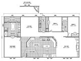 Double Wide Mobile Home Plan Home Remodeling Double Wide Mobile Home Floor Plans