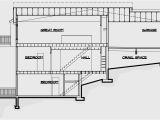 Downhill Slope House Plans Multi Family Sloping Lot Plans Hillside Plans Daylight