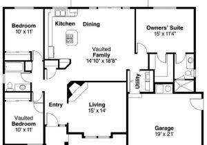Downsizing Home Plans Perfect for Downsizing 72620da 1st Floor Master Suite