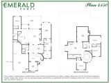 Dr Horton Emerald Home Plans Plan 4150 Jacobs Reserve Emerald Conroe Texas D R
