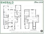 Dr Horton Emerald Home Plans Plan 4209 Oak Estates Jacobs Reserve Emerald Conroe
