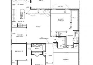 Dr Horton Home Share Floor Plans Beautiful Floor Plans for Dr Horton Homes New Home Plans
