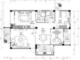 Drawing Home Plans Single Bedroom Flat Drawing Plan Corepad Info