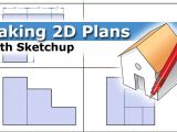 Drawing House Plans with Google Sketchup Google Sketchup House Plans 2d Escortsea