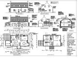 Drawing Plans for A House Construction Drawings