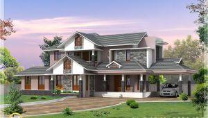 Dream Home Plans Kerala Style 3 Kerala Style Dream Home Elevations Kerala Home Design