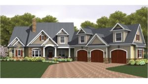 Dream Home source House Plans Colonial House Plan with 3247 Square Feet and 4 Bedrooms