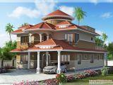 Dream Homes House Plans Beautiful Dream Home Design In 2800 Sq Feet Kerala Home