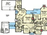 Dream Homes Plans Dream Home Plan with Three Staircases 48266fm