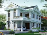 Dream Homes Plans Small Double Floor Dream Home Design Kerala Home Design