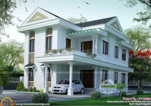 Dream Plan Home Design Small Double Floor Dream Home Design Kerala Home Design