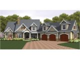 Dreamsource Home Plan Colonial House Plan with 3247 Square Feet and 4 Bedrooms