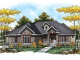 Dreamsource Home Plan Ranch House Plan with 2764 Square Feet and 3 Bedrooms From