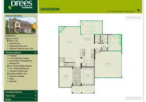 Drees Homes Floor Plans Interactive Floor Plans Drees Homes A Custom Home Builder