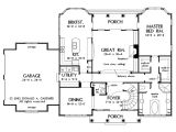 Dual Staircase House Plans Double Staircase Foyer House Plans House Plans 40067