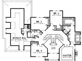Dual Staircase House Plans Showing Double Staircase Floor Plans House Plans 40063