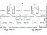 Duplex Home Floor Plans Modular Duplex Floor Plans Unique House Plans