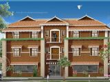 Duplex Home Plans and Designs Duplex House Elevation Design In Kerala Kerala Home