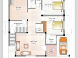Duplex Home Plans Duplex House Plan and Elevation 2349 Sq Ft Kerala