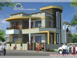 Duplex Home Plans In India Duplex House Plan and Elevation Keralahousedesigns