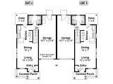Duplex Home Plans Keep Learning Modern Duplex Home Plans Modern House Plan